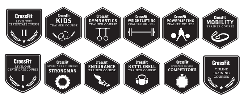 CrossFit Certifications