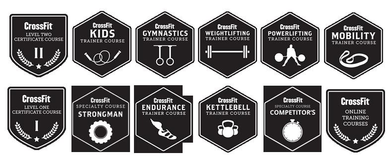 CrossFit Certifications